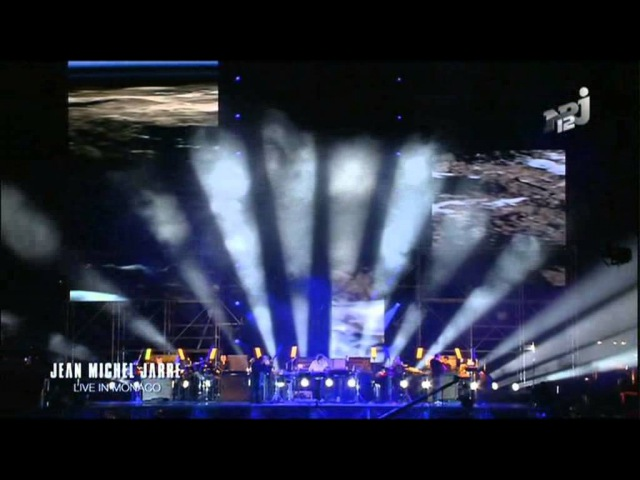 Jean Michel Jarre - Live in Monaco (Full Concert High Quality)