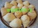 Бадамбура видео рецепт/ badambura resepti/Badambura recipe (Azerbaijan cuisine)