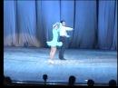 Igor Moiseev Ballet at the rink ансамбль танца им.Игоря Моисеева На катке