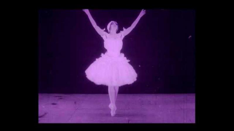 The Dying Swan 1917 Russian Silent Vera Karalli Evgeni Bauer Ballet
