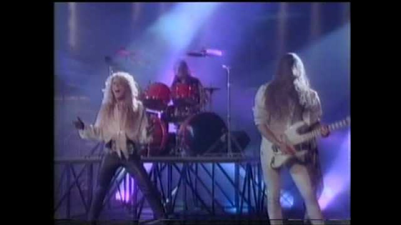 TNT Tonight I´m Falling Melodic Rock Hard Rock HQ VIDEO
