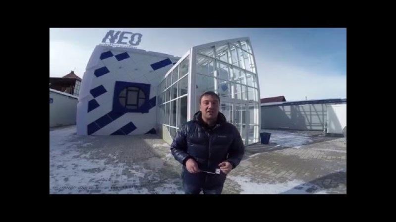 Руслан Гугкаев путеводитель по Осетии обзор интерактивного ресторана NEO