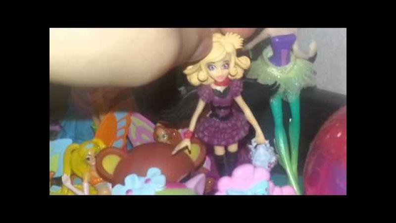 моя коллекция кукол винкс