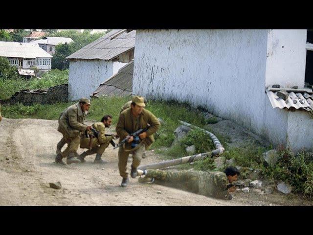 Карабах Начало Граница Необъявленная Война 1990 Нагорный Карабах Азербайджан и Армения