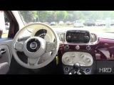 2015 Fiat 500 restyling 1 2 Test Drive &amp Review   Prova su strada Fiat Nuova 500