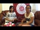 Видео отзыв о проживании в Like Hostel Краснодар 05.08.2015 от наших друзей из Китая