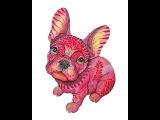 French Bulldog  французский бульдог  Little Beast  Маленький Зверь ( #Ar4i )