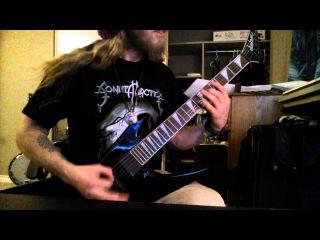 Carach Angren - Bitte Totet Mich Guitar Cover