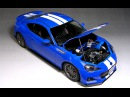 Subaru BRZ street custom Tamiya 1:24 - Car Model