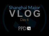PRACTICE IS OVER - Shanghai Major Vlog Day 6