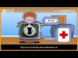 There was an old lady who swallowed a fly - Nursery Rhymes - LearnEnglish Kids British Council