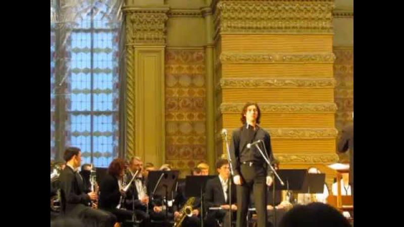 Igor Onishchenko - Aleko's Cavatina (S.Rachmaninoff