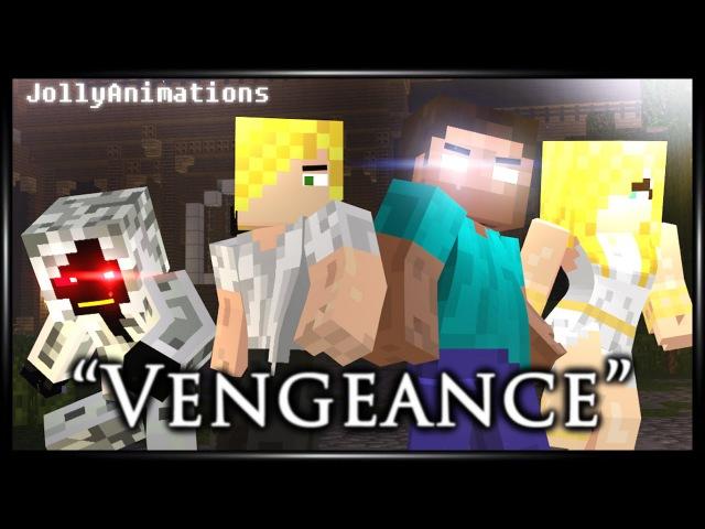 Vengeance (Herobrine vs Entity_303 Animation SEQUEL)