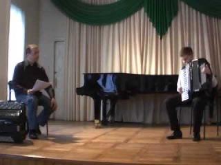 Мастер-класс Ю.Шишкина в ДМШ №1, г.Орёл (3.12.2010)