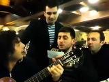 Грузины поют казахскую песню