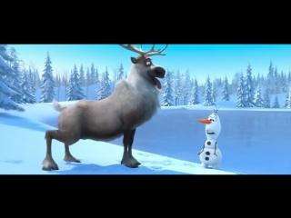 Новый 2016 Год. Новогодний мини-мультфильм, поднимающий настроение.