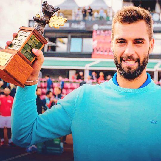 Пэр победитель Бастад 2015