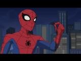 Новые приключения Человека-паука [1 сезон] [4 серия] [Мультсериал] [2008]