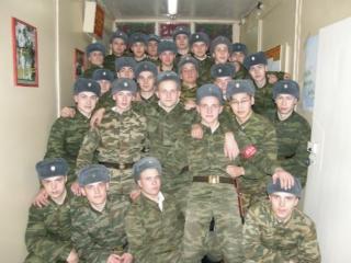 Рота Охраны ДМБ - 2009 г