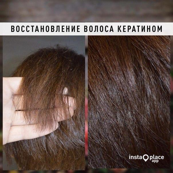 Маска для волос от сильного выпадения волос