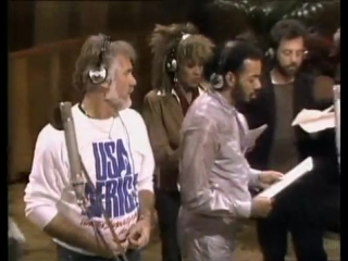 All Stars 80-th,We Are The World - Michael Jackson Diana Ross Lionel Richie Stevie Wonder Bob Dylan Ray Charles