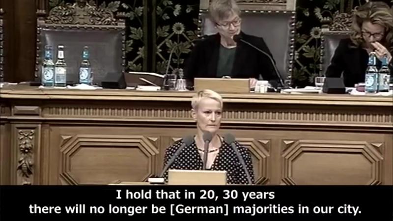 Deutsche 2030 ethnische Minderheit in... - SINGEN