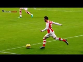 Голы Арсенала в ворота ВБА в предыдущих сезонах