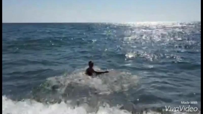 как то на море...