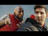 Turkish Airlines Kobe vs. Messi - The Selfie Shootout