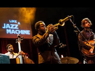 Ambrose Akinmusire quintet: Like a Jazz Machine: