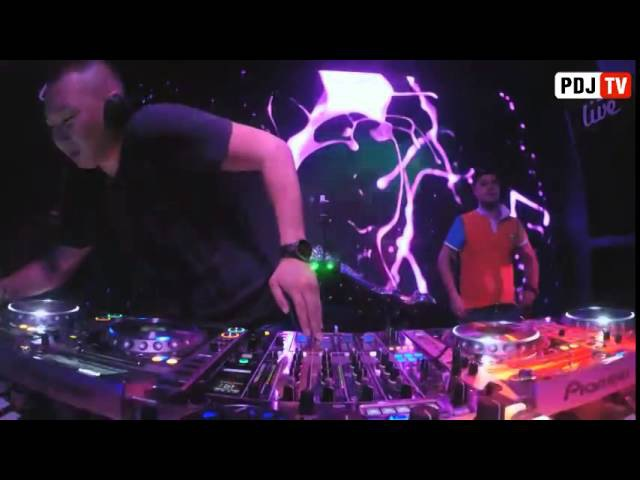 DJ Pasha Lee in Chapaev Club(Best Moscow Afterparty)