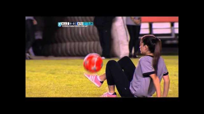 ¿Y si entrás un ratito?. All Boys 0 - Atlético Tucumán 0. Fecha 14. B Nacional 2015. FPT