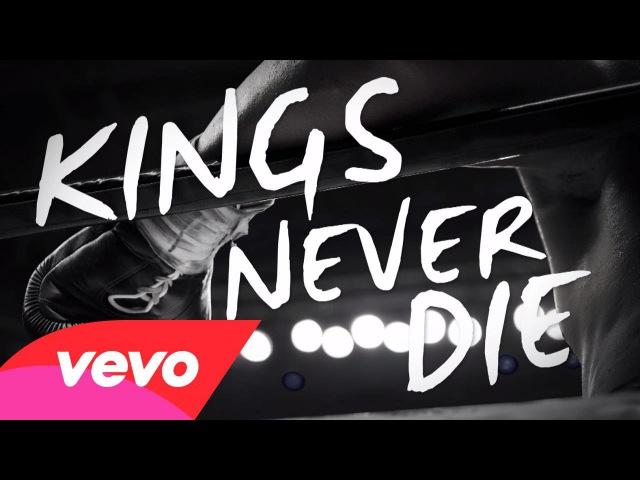 Eminem Kings Never Die Lyric Video ft Gwen Stefani