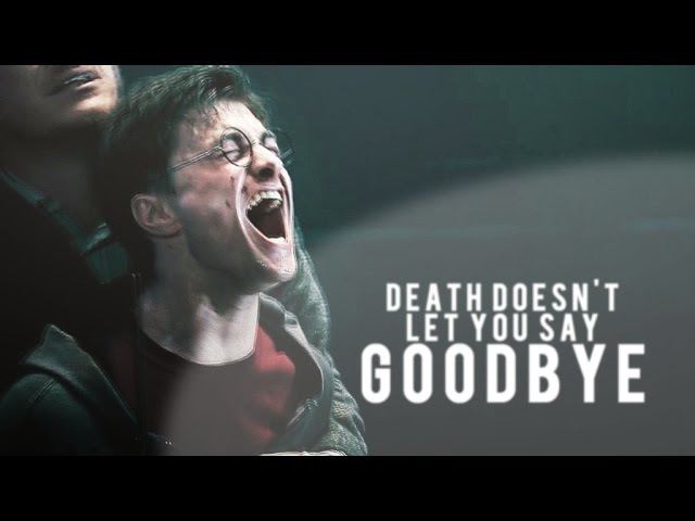 Sad Multifandom | Death doesnt let you say goodbye