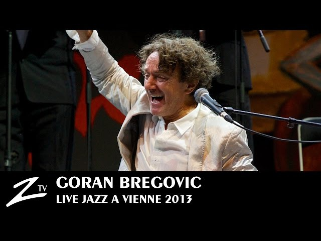 Goran Bregovic - Bella Ciao, Kalashnjikov, The Belly Buton of the World - LIVE HD