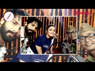 'Shaandaar' special with Shahid Kapoor & Alia Bhatt | Postman | EXCLUSIVE
