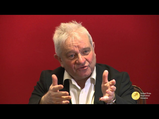 """""""If you work too hard, you will keep going in the same direction"""" Paul Nurse, Nobel Laureate"""