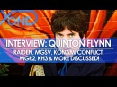 The Codec - Quinton Flynn Interview: Raiden, MGSV, Konami Conflict, MGR2, KH3, More Discussed!