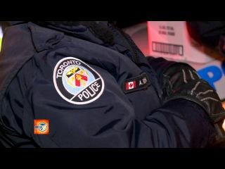 Полиция Торонто говорит по-русски №4