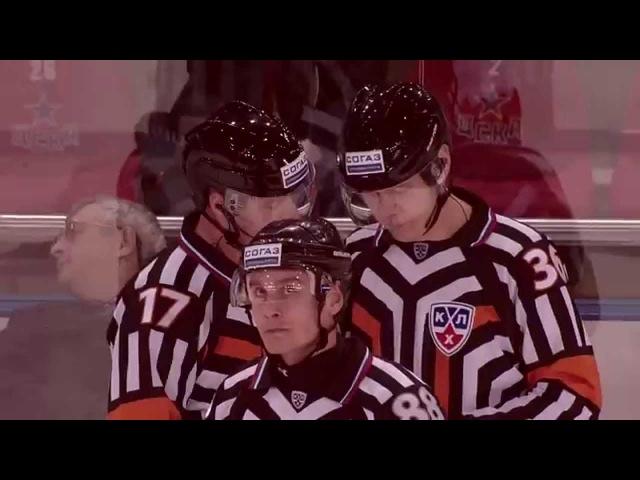 Боевой листок КХЛ: драки первой части сезона / KHL Fighting Issue No.1