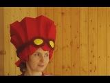 Фиксики. Как сделать шапочку-парик Файера. - YouTube