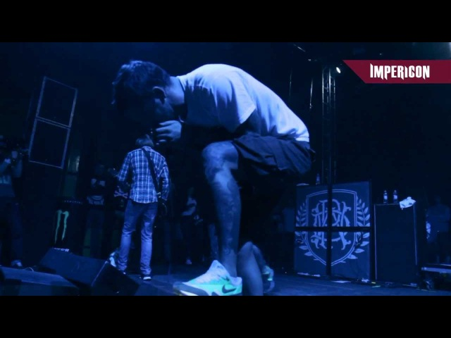 Parkway Drive - Idols And Anchors Anasasis (Xenophontis) (Official HD Live Video)