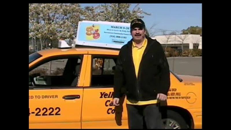 Реклама такси Моченый огурец (Death Mask TV)
