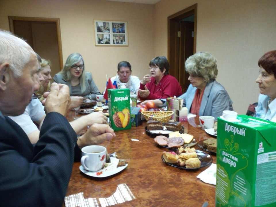 Литературный вечер в Выхино-Жулебино