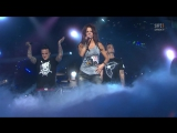 Lena Philipsson and Dead By April - Dance In Neonlight (Live at Melodifestivalen 2011)