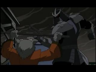 TMNT 2003 (1 сезон 11 серия) Шредер атакует. Часть 2