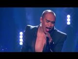 Seann Miley Moore covers David Bowies Life On Mars - Live Week 1 - The X Factor 2015