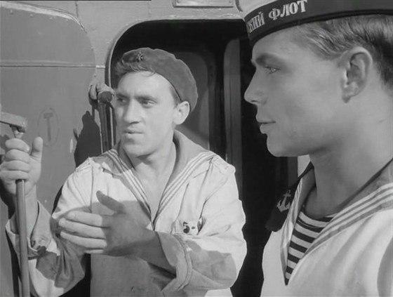 Высоцкий - Увольнение на берег