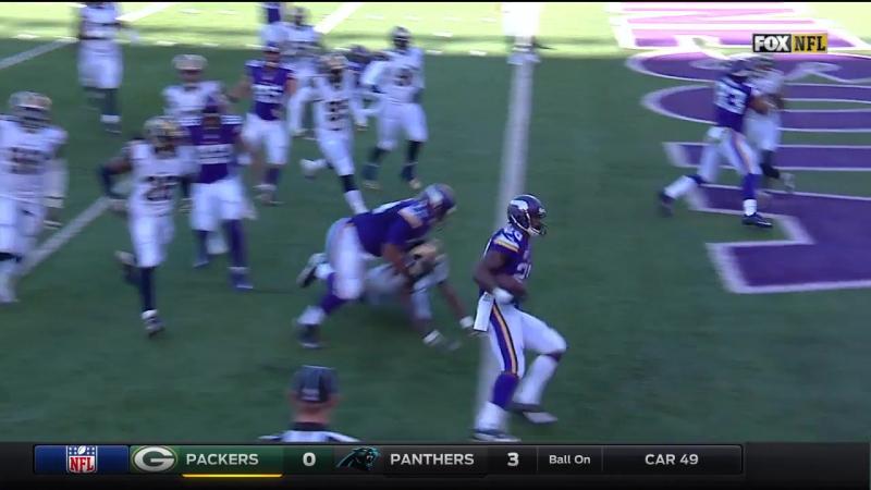 NFL 2015-2016 / Week 09 / St. Louis Rams @ Minnesota Vikings / Condensed Games / Сжатые игры / EN