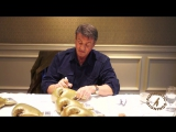 Sylvester Stallone Private Autograph Signing For AuthenticSigningsInc.com